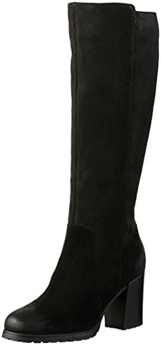Geox Black D Mujer H New Negro Lise para Botas High zrAzPwxg