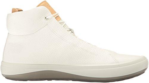 Hohe Kinhin Sneaker Herren Tan White Veg Weiß Ecco EAOqRnxx