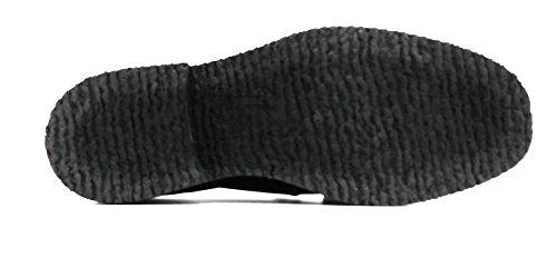 Giuseppe Zanotti Lug-sole Mocassin En Velours Noir (taille 9 Us / 42 Eu)