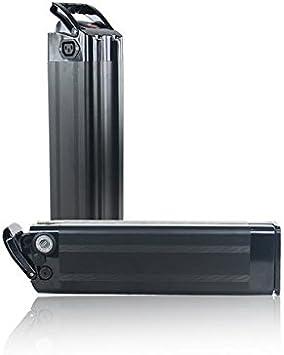 TZIPower 36 V 17,5 Ah Sillín Tubo batería Sillín stzüzen batería 91017 batería E-Bike batería S Bike Bicicleta eléctrica Iones Marco batería Plug-It para Herramientas: Amazon.es: Deportes y aire libre