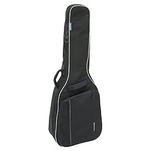 Gewa 212100 Economy 4/4 Gig Bag für Klassikgitarre, schwarz