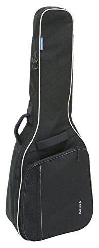Gewa 212100 Economy 4/4 Klassikgitarren Gig Bag schwarz