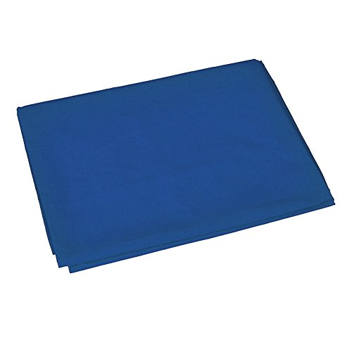 Neewer 1,8 x 2,8 Metros Fondo de Teln Plegable de Muselina Pura 100% Foto Estudio Azul