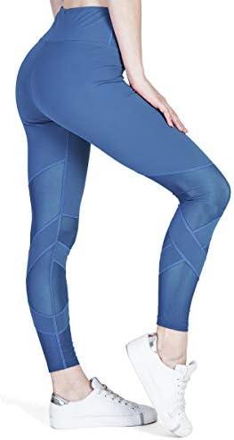 USHARESPORTS Legging for Women High Waisted Yoga Pants Tummy Control Workout Running Gym