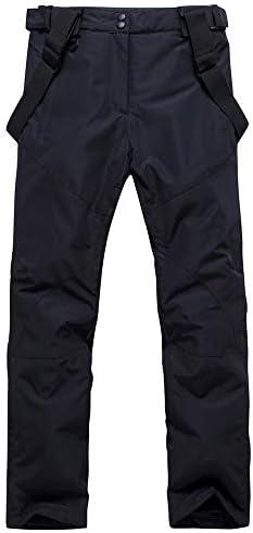 RIUIYELE Women's Ski Bib Suit Jacket Waterproof Snowboard Colorful Printed Ski Jacket and Pants Set …