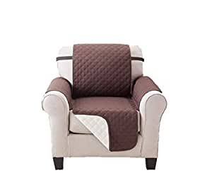 Amazon.com: Deluxe Reversible Recliner Furniture Protector ...