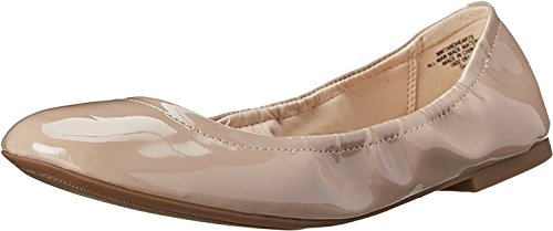 Flats Womens Taupe EU 6 B UK 38 B M M Ballet Andhearts Synthetic West Nine Sw14C