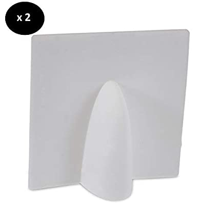 SSL 20-Pack White Roman Nose Cover Cable Wall Entry Tidy White Brick Buster Plate Cover Satellite//Coaxial