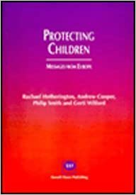 Book Protecting Children: Messages from Europe