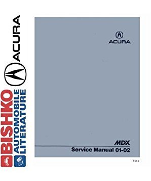 acura mdx factory service manual