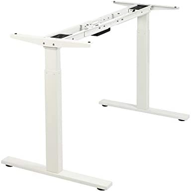 VWINDESK VF201-S2 Electric Height Adjustable Sitting Standing Desk Frame Only/Sit Stand