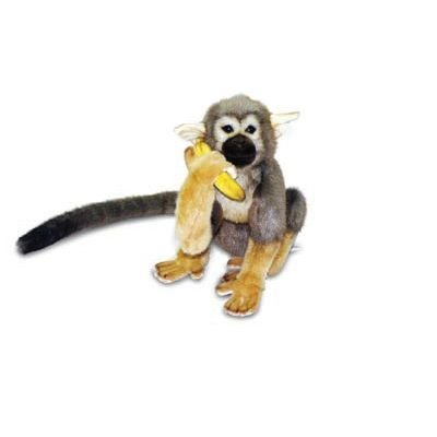 Monkey Stuffed Animal by HANSA