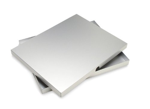 Pina Zangaro Machina Aluminum Presentation Box, 8.5X11X1 (44309)