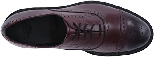 16774001 Brogue Dr Uomo Red Cherry Martens 6T5wq5F