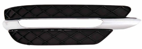 Mercedes Benz C Class Coupe/Sedan 12 Bezel Daytime Running Light Pair (Mercedes C-class Sedan)