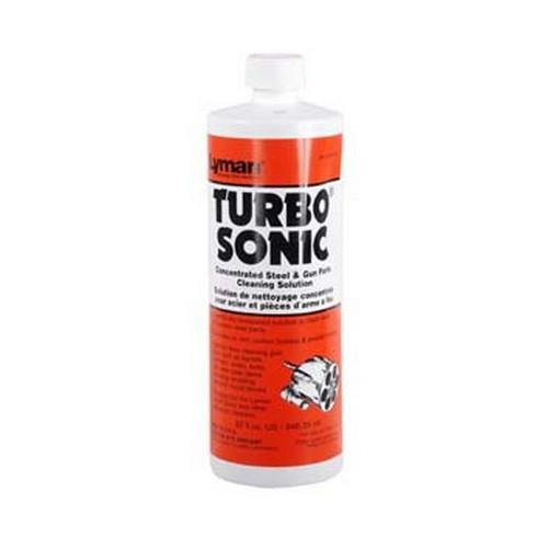 Lyman Turbo Sonic Gun Part Concentrated Cleaning Solution, 32 Fluid Ounce by Lyman