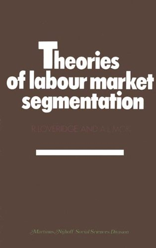 Theories of labour market segmentation: A critique