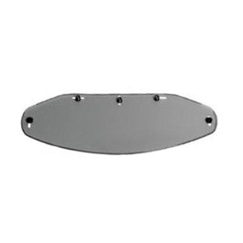 Echo Products (02-501) 5-Snap Flat Shield, Smoke