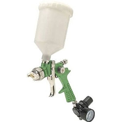 Vaper HVLP Spray Gun Set with Plastic Cup - 2.3mm, Model# 19023