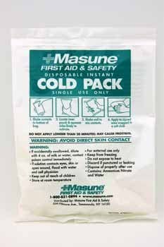 Masune Single Use Cold Pack Case Pack 50 - 362513 by Masune ...