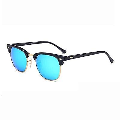 FeliciaJuan Aviator Lightweight Polarized UV Sunglasses Running Driving Fishing Golf Baseball Glasses