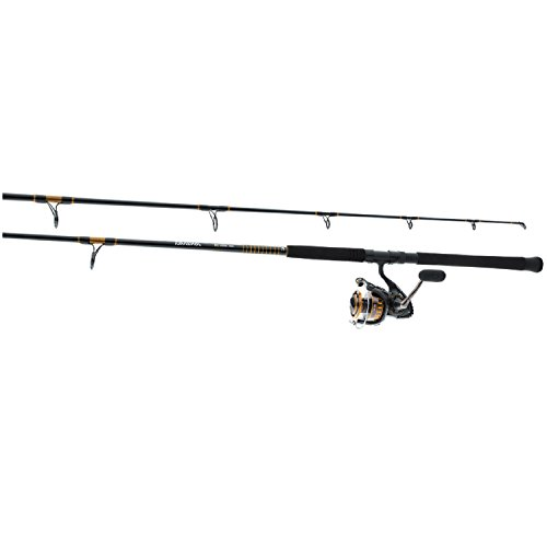 Daiwa BG4500/902MH Bg Pre-Mounted Saltwater Spinning Combo 9′ Offshore