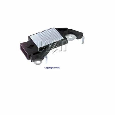 Heavy Duty Voltage Regulator Delco CS121, CS130, CS144 Alternators - 80406275