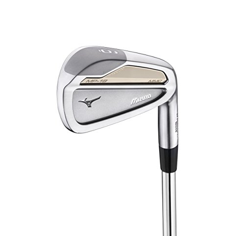 Mizuno 2018 MP-18 Mmc (Men's, Right Hand, Steel, Stiff, 4-PW), (Best Mizuno Mp Irons)