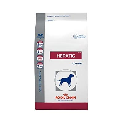 Royal Canin Veterinary Diet Hepatic Formula Dry Dog Food 26.4 lb
