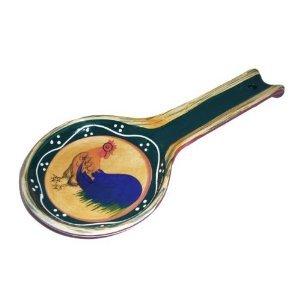 Kitchen Collection Ceramic Spoon Rest - 7