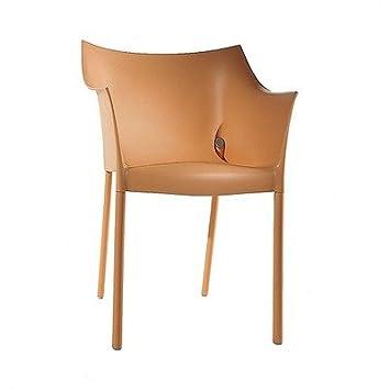 Kartell 48482L chaise dr. no (jaune pâle): Amazon.fr: Cuisine & Maison