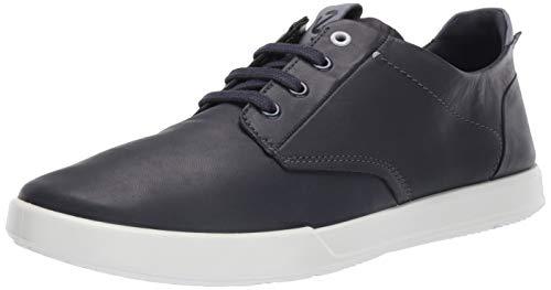 ECCO Men's Collin 2.0 Soft Tie Sneaker, Marine, 41 M EU (7-7.5 US)
