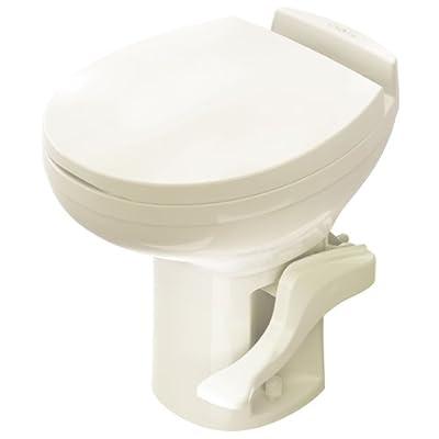 Aqua-Magic Residence High Profile, Bone RV Toilet - Thetford 42171