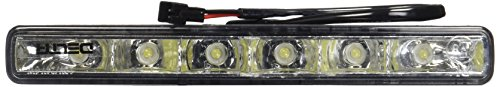 Delta Lights (01-9600-50L) LED Back-Up Light Kit for 2010-2014 Camaro Bumper - Modification Required