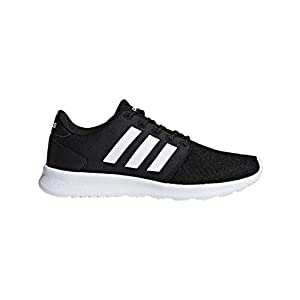 adidas Women's Cloudfoam QT Racer Xpressive-Contemporary Cloadfoam Running Sneakers Shoes