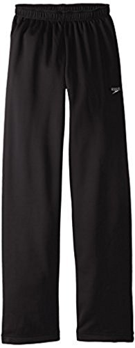 Price comparison product image Speedo Youth Streamline Warm Up Pant Speedo Black M & Sunlotion Spray Bundle