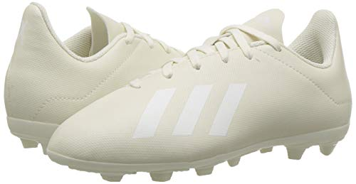 Pictures of adidas Kids' X 18.4 Firm Ground Soccer Shoe DB2419 N/A 4