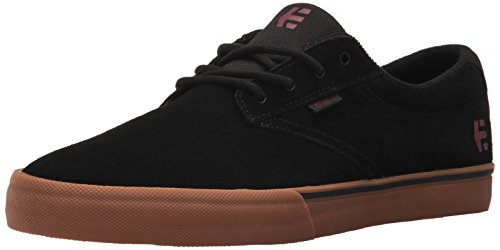 Etnies 4101000449, Scarpe da Skateboard Uomo Nero (989-black/Tan/Red 989)