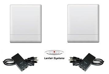 Non Line Of Sight Point To Wireless Ethernet Bridge Pre Configured 900MHz 8dbi LFS PP0809 Amazonca Electronics