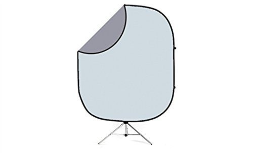 Savage Collapsible Stand Kit 5x6 ft - Dark/Light Gray CB114-Kit by Savage