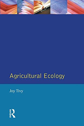 Download Agricultural Ecology Pdf
