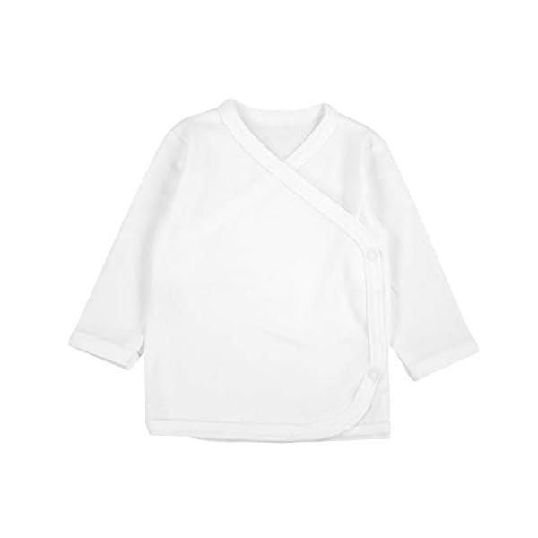 TupTam Magliette per Neonato a Manica Lunga Pacco da 5 2