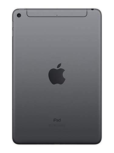 Apple iPad Mini (Wi-Fi + Cellular, 64GB) - Space Gray (Latest Model)