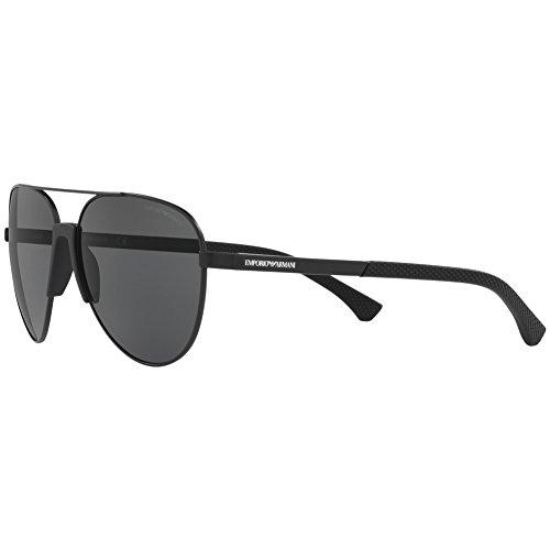 Sunglasses Armani Lenses Black 320387 ea 2059 Emporio Grey 4g5HSw