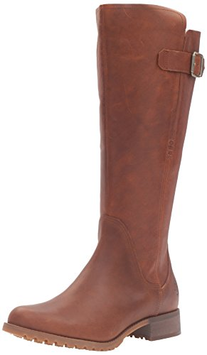 Boots Waterproof Fashion Women's Tall Timberland Wheat Banfield Forty t8qnX