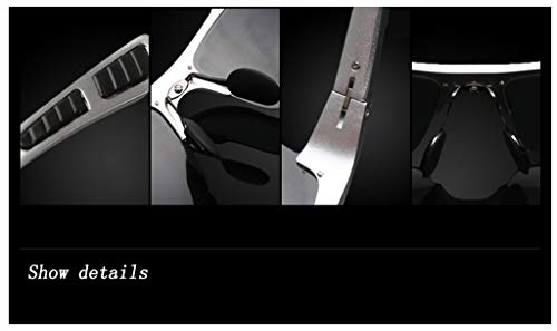 Polarizadas Sol Conducción De De De Conducción 1 Gafas WJYTYJ Hombres De Lentes qwf11z