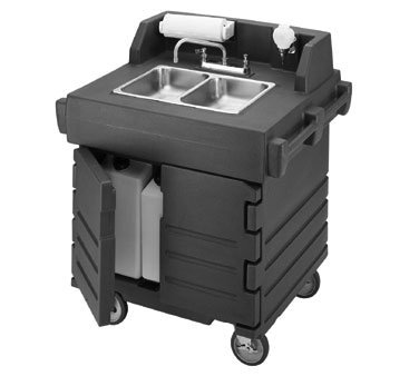 Hand Sink Cart, Work Station, -- 1 Per Case by Cambro (Image #1)