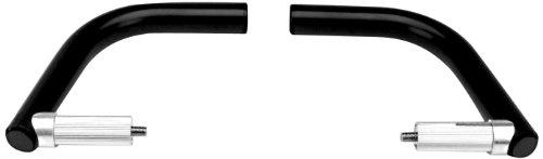 Profex MTB Lenkerzusatzgriffe Bar ends, schwarz