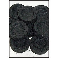 Holland 2X Charcoal for Incense, Pack of 10 Rounds (33mm)
