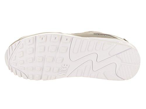 Nike Air Max 90 Premium, Sneaker Uomo cobblestone-cobblestone-white (700155-007)